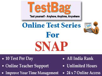 Symbiosis National Aptitude Test (SNAP) Online Test Series (12 Months)