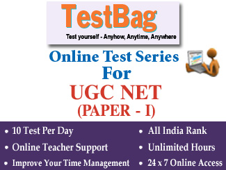 UNIVERSITY GRANTS COMMISSION NATIONAL ELIGIBILITY TEST(UGC NET) Paper 1 Online Test Series 3 Months