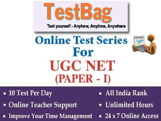 UNIVERSITY GRANTS COMMISSION NATIONAL ELIGIBILITY TEST(UGC NET) Paper 1 Online Test Series 3 Months