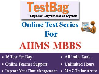 AIIMS MBBS Entrance Exam Online Test Series (6 Months)