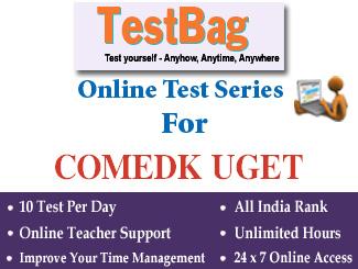 COMEDK UGET Online Test Series (12 Months)