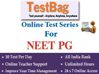 National Eligibility Cum Entrance Test (Post Graduate NEET PG) Online Test Series (6 Months)
