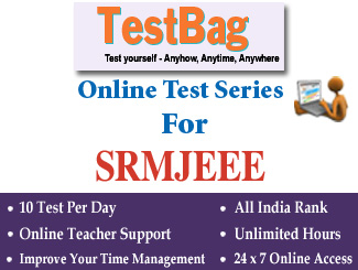 SRM JOINT ENGINEERING ENTRANCE EXAMINATION (SRMJEEE) Online Test Series 3 Months