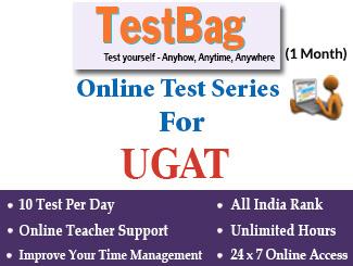 Under Graduate Aptitude Test (UGAT) Online Test Series (1 Month)