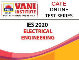 IES 2020 Electrical Engineering Online Test Series