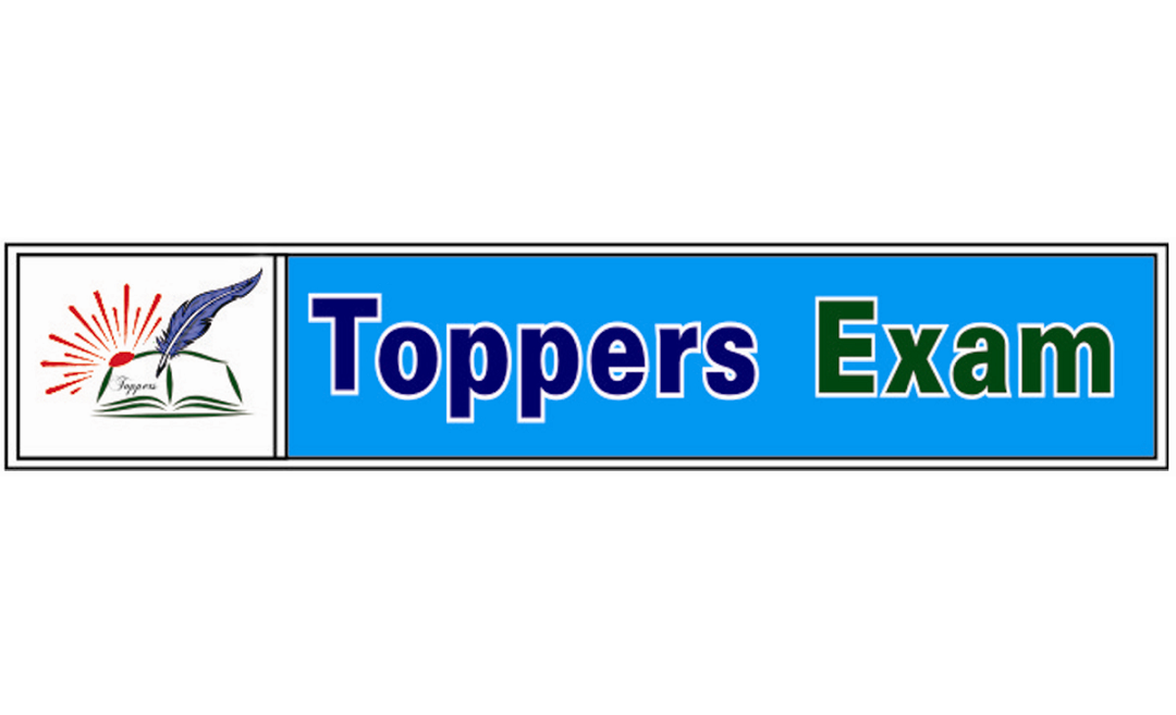 Toppers Exam