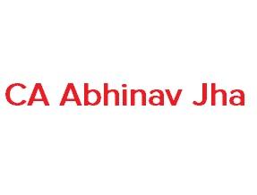 CA Abhinav Jha