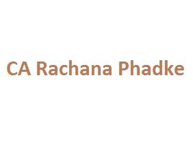 CA Rachana Ranade