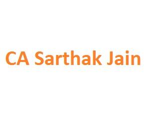 CA Sarthak Jain