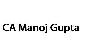 CA Manoj Gupta