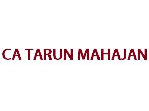 CA Tarun Mahajan