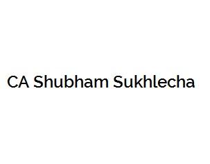 CA Shubham Sukhlecha