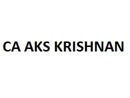 CA AKS Krishnan
