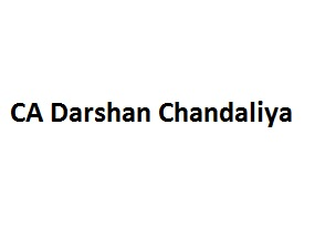 CA Darshan Chandaliya