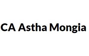 CA Astha Mongia