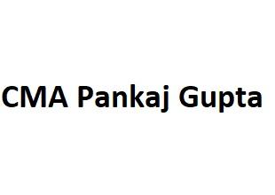 CMA Pankaj Gupta