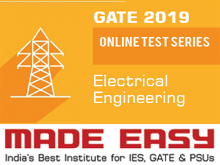 Online test series video lectures books and study material for gate online test series 2019 electrical by made easy fandeluxe Gallery