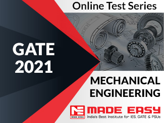 GATE 2020 Mechanical Engineering Online Test Series By MADE EASY