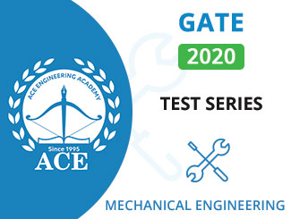 GATE Test Series 2020 for Mechanical Engg By ACE Engineering