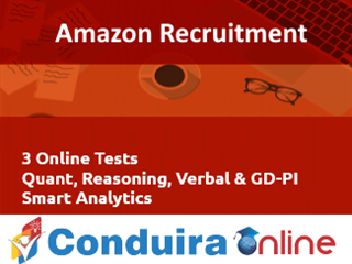 Campus Jobs - Amazon Test Series By Conduira Online