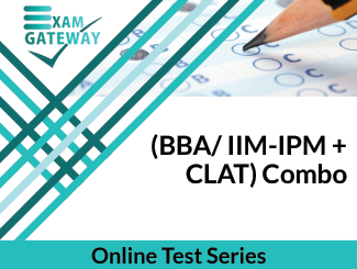 Online Test series and courses for CLAT, AILET, LSAT, Law