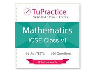 ICSE Class 6 Biology Online Test By TuPractice